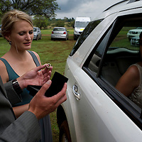 Stoffberg, Mpumalanga, South Afruca, Jan 15, 2012. Jan Botha and Naas Boshoff marry at the NG Kerg Stoffberg. Greg Marinovich / Storytaxi