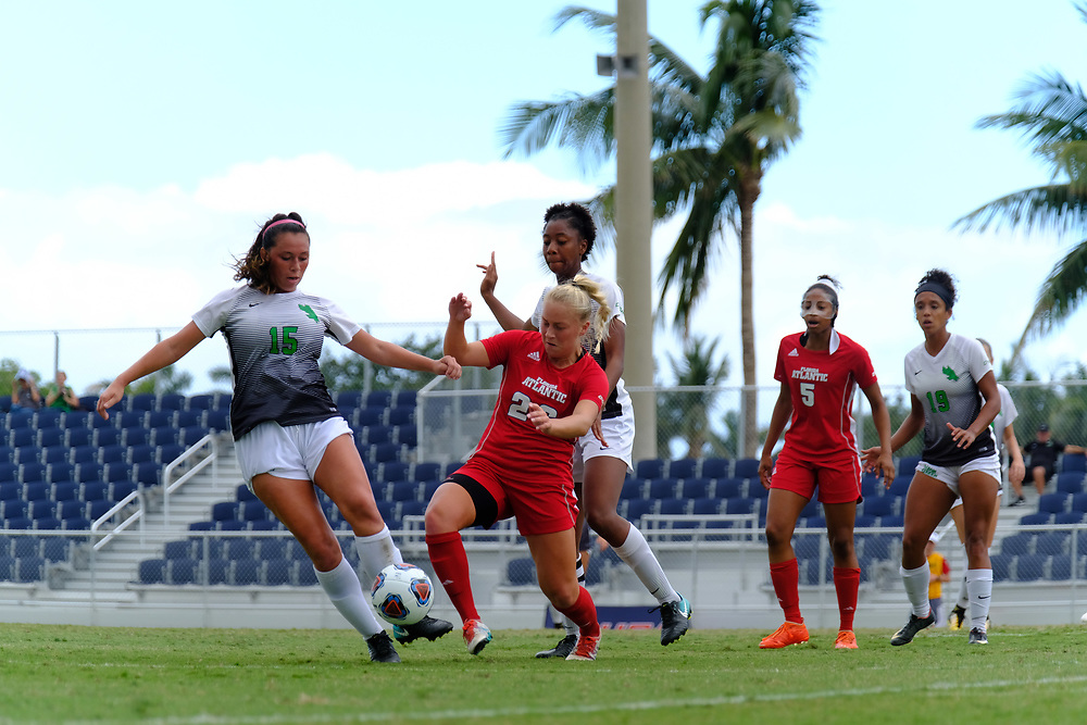 2017 Conference USA Women's Soccer Tournament - Florida Atlantic vs North Texas