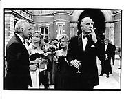 Bryan Morrison, Penny Sackier, Sally Gale and Major Ronald Ferguson. 1991. © Copyright Photograph by Dafydd Jones 66 Stockwell Park Rd. London SW9 0DA Tel 020 7733 0108 www.dafjones.com