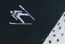17.01.2020, Hochfirstschanze, Titisee Neustadt, GER, FIS Weltcup Ski Sprung, im Bild Marius Lindvik (NOR) // Marius Lindvik of Norway during the FIS Ski Jumping World Cup at the Hochfirstschanze in Titisee Neustadt, Germany on 2020/01/17. EXPA Pictures © 2020, PhotoCredit: EXPA/ JFK