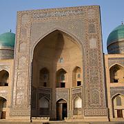 Mir-i Arab Medrassa, Bukhara