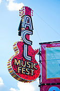 The Austin City Limits Music Festival 2010, Austin Texas, October 10, 2010.  The Austin City Limits Music Festival is an annual three-day music festival in Austin, Texas's Zilker Park.