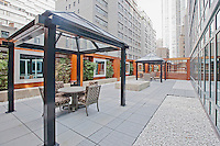 Patio Garden at 207 East 57th Street