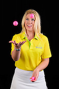 Rachel Connor during a portrait session prior to the Symetra Tour's Florida's Natural Charity Classic at the Lake Region Yacht and Country Club on Mar 19, 2013  in Winter Haven, Florida. ..©2013 Scott A. Miller