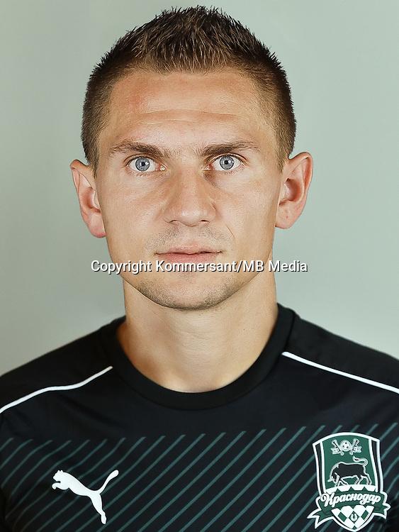 Portraits, FC Krasnodar, August 2016, Russian Premier League