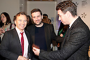 TONY CHAMBERS; ANDY CROAKE; KEVIN CARMODY, Wallpaper Design Awards 2012. 10 Trinity Square<br /> London,  11 January 2011.