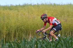 June 17, 2017 - Schaffhausen, Suisse - SCHAFFHAUSSEN, SWISS - JUNE 17 : WALLAYS Jelle of Lotto Soudal during stage 8 of the Tour de Suisse cycling race, a stage of 100 kms between Schaffhaussen and Schaffhaussen on June 17, 2017 in Schaffhaussen, Swiss, 17/06/2017 (Credit Image: © Panoramic via ZUMA Press)