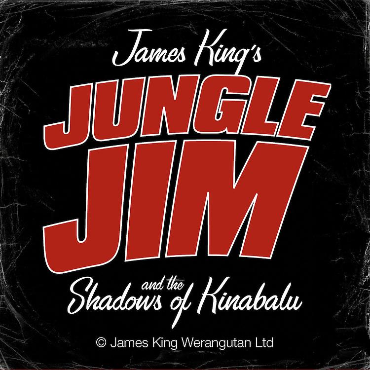 Jungle Jim and the Shadows of Kinabalu.