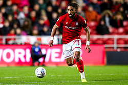 Ashley Williams of Bristol City  - Mandatory by-line: Robbie Stephenson/JMP - 10/12/2019 - FOOTBALL - Ashton Gate - Bristol, England - Bristol City v Millwall - Sky Bet Championship
