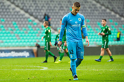 Nejc Vidmar of NK Olimpija during Football match between NK Olimpija Ljubljana and NK Domzale in 33th Round of Prva liga Telekom Slovenije 2018/19, on May 15th, 2019, in Stadium Stozice, Slovenia. Photo by Grega Valancic / Sportida