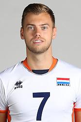 20160516 NED: Selectie Nederlands volleybal team mannen, Arnhem<br />Gijs Jorna