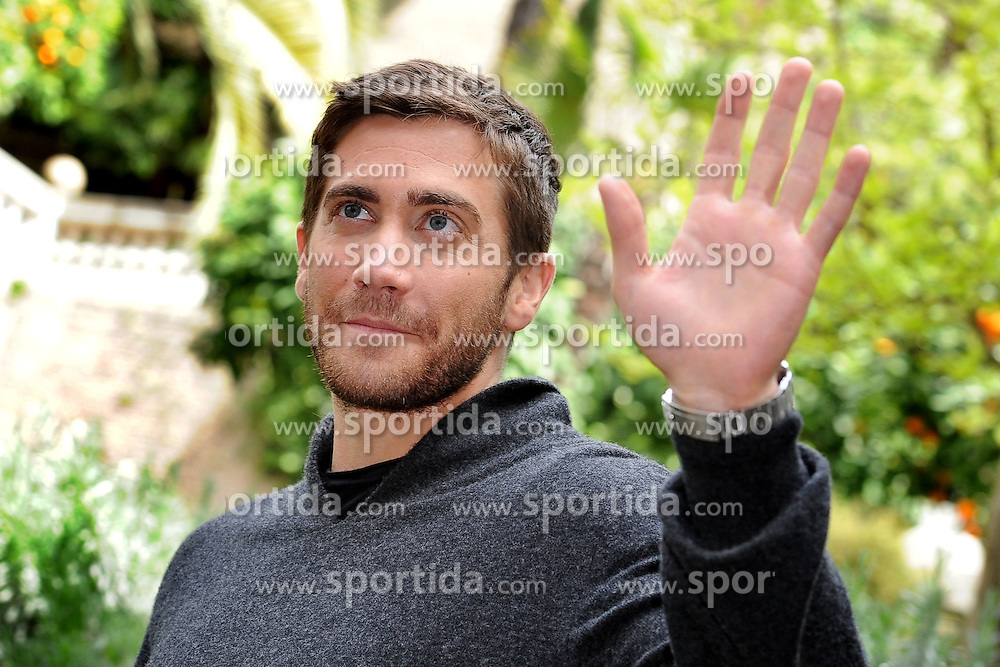 "06.04.2011, Rom, ITA, Photocall of the Source Code, im Bild the actor Jake Gyllenhaal..Photocall of ""Source Code"".Roma, 06/04/2011., EXPA Pictures © 2010, PhotoCredit: EXPA/ InsideFoto/ Antonietta Baldassarre *** ATTENTION *** FOR AUSTRIA AND SLOVENIA USE ONLY!"