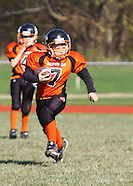 Football 2010 Little Valley Pee wee vs Franklinville Playoffs