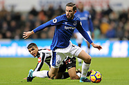 Newcastle United v Everton - 13 Dec 2017