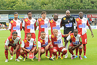 FOOTBALL - FRIENDLY GAMES 2011/2012 - FC LORIENT v STADE BRESTOIS  - 16/07/2011 - PHOTO PASCAL ALLEE / DPPI - TEAM BREST