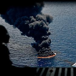 07-11-2010 Oil Spill Aerials