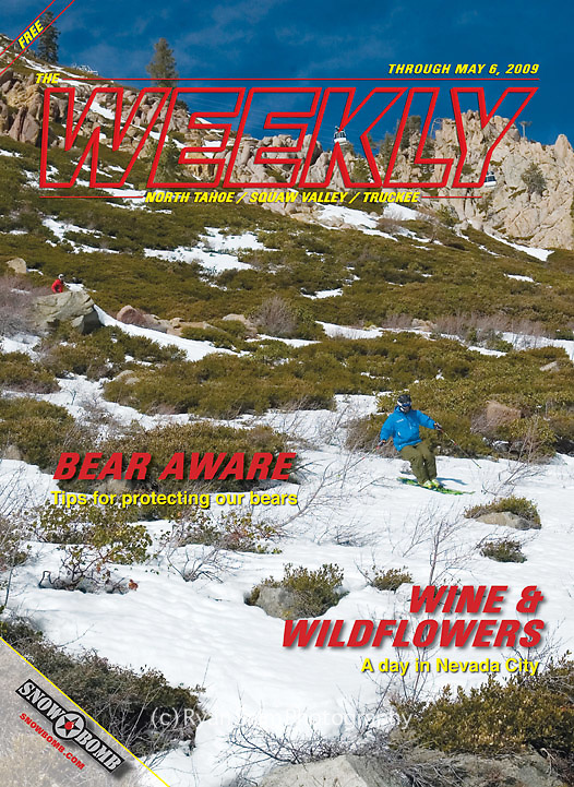 The Weekly (2009) - Cover