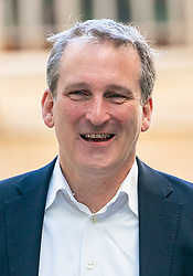 © Licensed to London News Pictures. 12/05/2019. London, UK. Education Secretary Damian Hinds arriving at BBC Broadcasting House to appear on The Andrew Marr Show this morning. Photo credit : Tom Nicholson/LNP