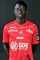 Elhadji DABO - 06.10.2015 - Photo officielle Valenciennes - Ligue 2<br /> Photo : Francois Lo Presti / Icon Sport