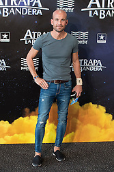 "26.08.2015, Kinepolis Cinema, Madrid, ESP, Atrapa la Bandera, Premiere, im Bild Host Ramón Fuentes attends to the photocall // during the premiere of spanish cartoon 'Capture The Flag"" at the Kinepolis Cinema in Madrid, Spain on 2015/08/26. EXPA Pictures © 2015, PhotoCredit: EXPA/ Alterphotos/ BorjaB.hojas<br /> <br /> *****ATTENTION - OUT of ESP, SUI*****"