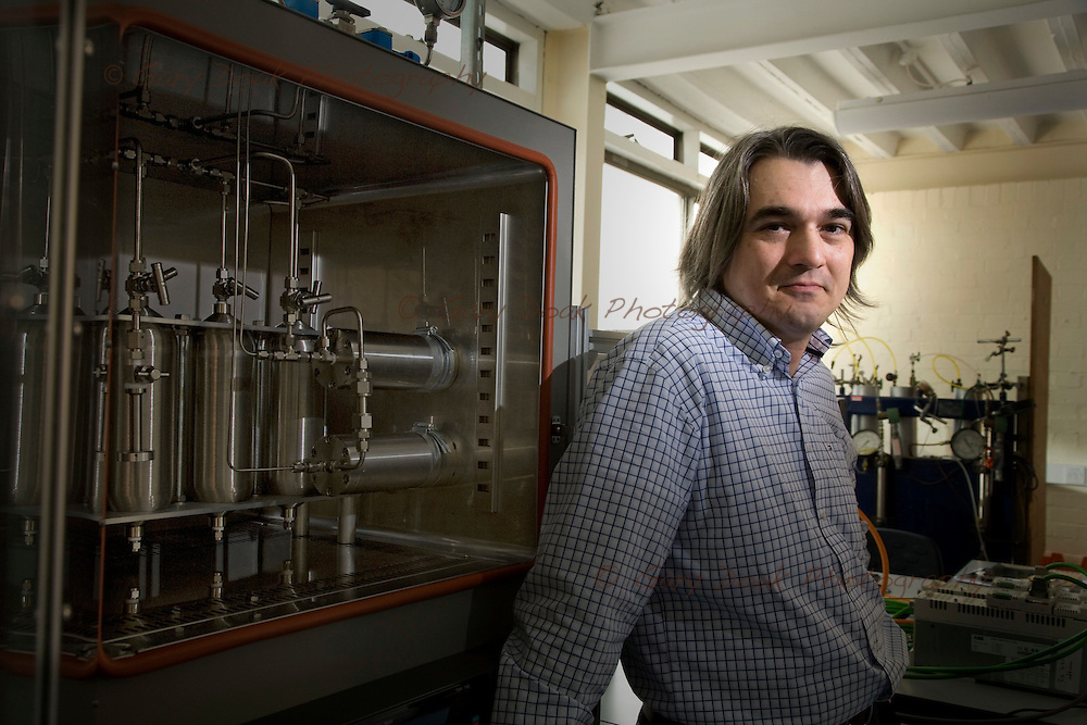 Stefano Brandani.Professor of Chemical Engineering.Institute for Materials and Processes.School of Engineering.University of Edinburgh
