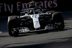 October 26, 2018 - Mexico-City, Mexico - Motorsports: FIA Formula One World Championship 2018, Grand Prix of Mexico, ..#77 Valtteri Bottas (FIN, Mercedes AMG Petronas Motorsport) (Credit Image: © Hoch Zwei via ZUMA Wire)