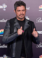 """ALEJANDRO SANZ.at the Los Premios 40 Principales, held at the Palacio de Deportes in Madrid, Spain_24/01/2013.Mandatory Credit Photo: ©NEWSPIX INTERNATIONAL..**ALL FEES PAYABLE TO: """"NEWSPIX INTERNATIONAL""""**..IMMEDIATE CONFIRMATION OF USAGE REQUIRED:.Newspix International, 31 Chinnery Hill, Bishop's Stortford, ENGLAND CM23 3PS.Tel:+441279 324672  ; Fax: +441279656877.Mobile:  07775681153.e-mail: info@newspixinternational.co.uk"""