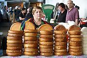 Georgia, Zugdidi Food market