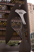 Chicago Picasso a monumental sculpture by Pablo Picasso Chicago USA