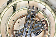 JAKARTA, INDONESIA, MAY 2013:<br /> Grand Indonesia mall, opened 4 years ago, is one of the main attraction in Jakarta for young people and middle class family, May 2013.<br /> &copy; Giulio Di Sturco for Bloomberg Markets