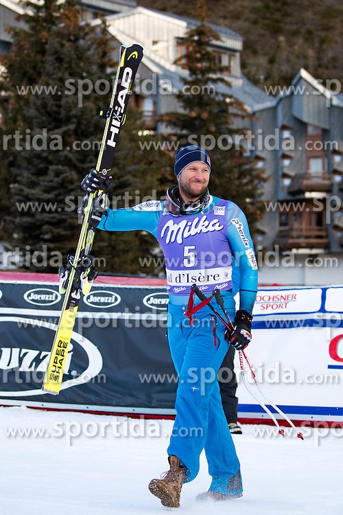 02.12.2016, Val d Isere, FRA, FIS Weltcup Ski Alpin, Val d Isere, Super G, Herren, Siegerpräsentation, im Bild Aksel Lund Svindal (NOR, 2. Platz) // second placed Aksel Lund Svindal of Norway during the winner presentation for the men's SuperG of the Val d Isere FIS Ski Alpine World Cup.. Val d'Isere, France on 2016/02/12. EXPA Pictures © 2016, PhotoCredit: EXPA/ Johann Groder