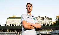 01/07/16  <br /> SLOVENIA<br /> Celtic's Kristoffer Ajer
