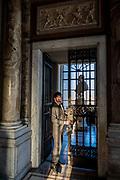 Rome, Vatican Museums, Gabinetto delle maschere