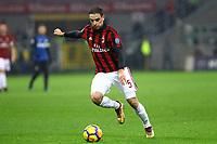 Giacomo Bonaventura  - Milan - Milan-Inter - Coppa Italia Tim Cup