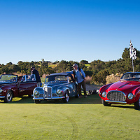 Morning walkabout, Event Day, '13 Santa Fe Concorso