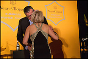 Jean-Marc Lacave;; HARRIET GREENVeuve Clicquot 2014 Business Woman of the Year Awards . Claridge's. LONDON. 12 May 2014.