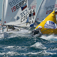 Santander Worlds  Laser Women Gold Fleet