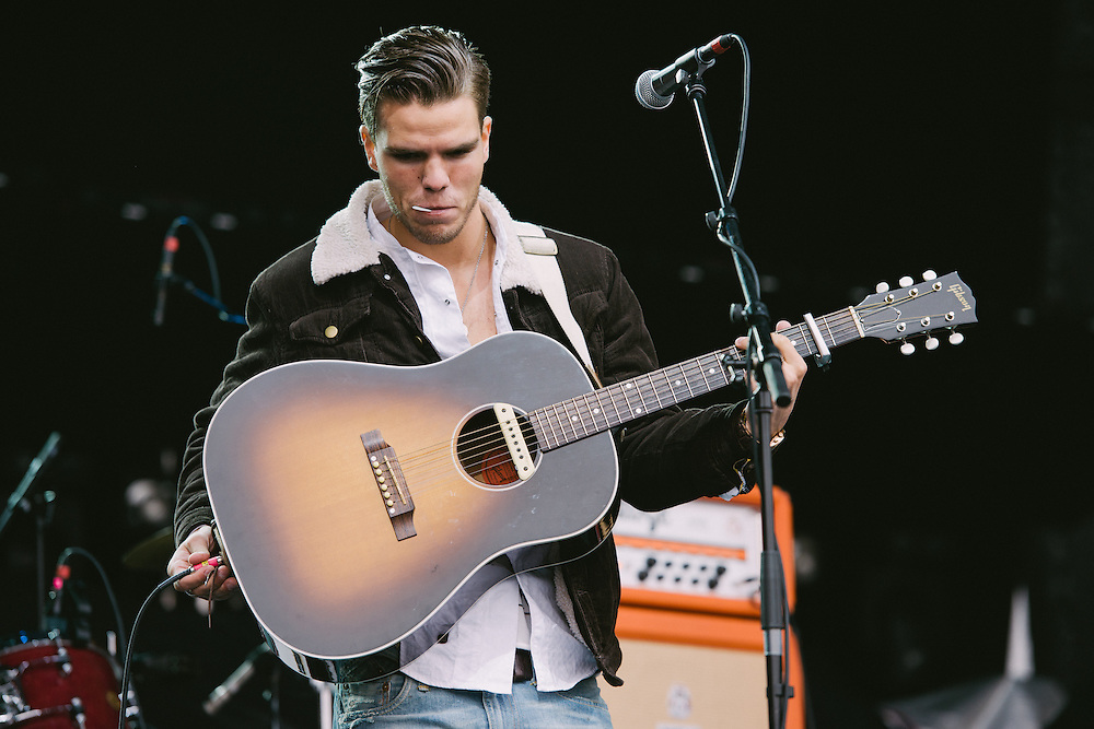 Photos of Kaleo performing live at Secret Solstice Music Festival 2014 in Reykjavík, Iceland. June 21, 2014. Copyright © 2014 Matthew Eisman. All Rights Reserved