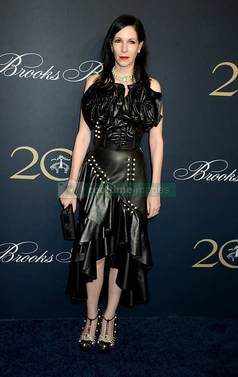 Jill Kargman attending Brooks Brothers Bicentennial Celebration At Jazz At Lincoln Center, New York City, NY, USA, on April 25, 2018. Photo by Dennis Van Tine/ABACAPRESS.COM