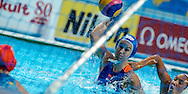 01-08-2015: Waterpolo: Kazachstan v Nederland: Kazan<br /> <br /> Nomi Stomphorst of team Netherlands<br /> <br /> Waterpolo match between ladies of Kazakhstan and The Netherland during the 16th FINA World Championships 2015 in Kazan