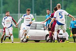 Marko GAJIC during Football match between NK Triglav Kranj and NK Celje, on May 12, 2019 in Sport center Kranj, Kranj, Slovenia. Photo by Peter Podobnik / Sportida