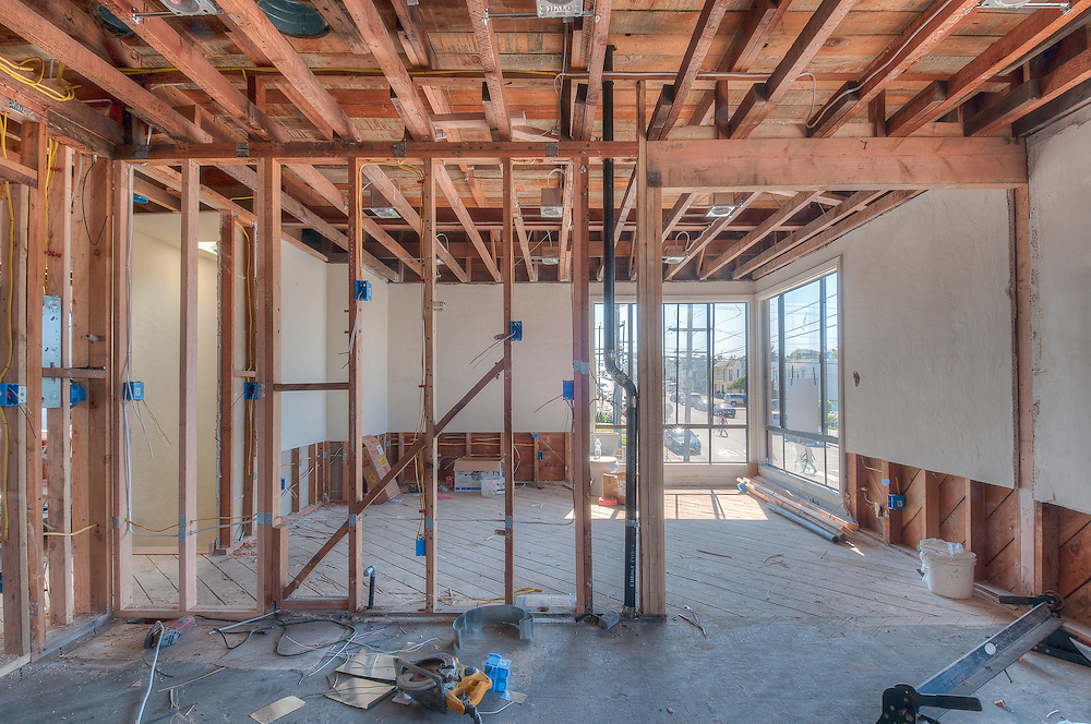 Residential Conversion at 2594 39th Ave San Francisco