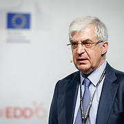 20160615 - Brussels , Belgium - 2016 June 15th - European Development Days - Digital technologies contribution to the Sustainable Development Goals - Pierre Jacquet , President , Global Development Network © European Union