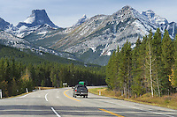 Kananaskis Trail Road, Highway 40,  Alberta