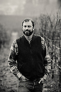 Robert Mellen Rowett of Mellen Meyer Winery