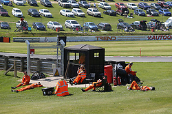 May 6, 2018 - Brands Hatch, Grande Bretagne - MARSHALLS (Credit Image: © Panoramic via ZUMA Press)