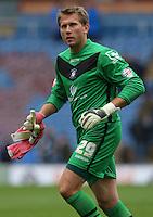 Birmingham City goalkeeper Tomasz Kuszczak applaud the fans after the final whistle