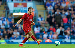 BLACKBURN, ENGLAND - Thursday, July 19, 2018: Liverpool's Nathaniel Phillips during a preseason friendly match between Blackburn Rovers FC and Liverpool FC at Ewood Park. (Pic by Paul Greenwood/Propaganda)