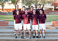 OC Men's Tennis Team and Individuals - 2011-12 Season