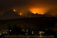 Castle Rock Fire, Ketchum ID